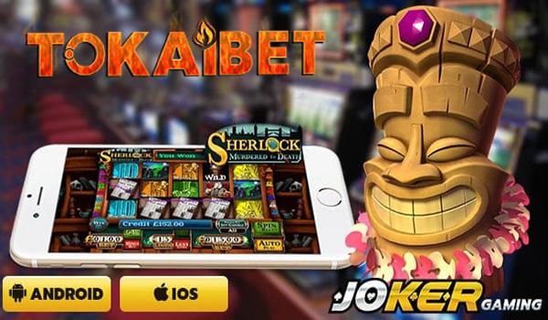 Tokaibet Situs Game Slot Online Agen Joker123 Resmi