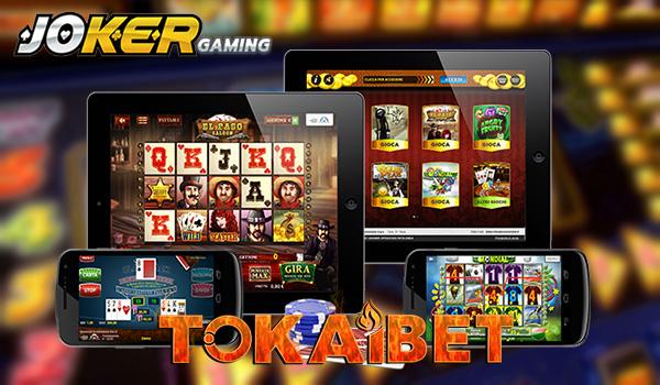 Situs Agen Joker Gaming Permainan Slot Online Terbaik