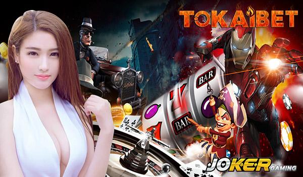 Main Game Joker123 Bersama Situs Slot Terpercaya Tokaibet
