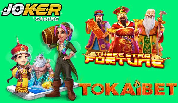 Situs Judi Permainan Joker123 Slot Online Terpercaya