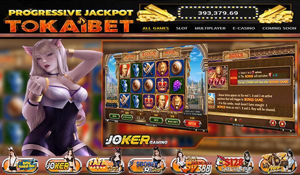 Judi Slot Joker123 Gaming